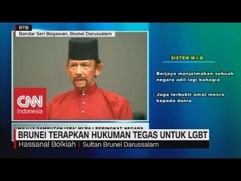 Brunei Terapkan Hukuman Tegas Untuk LGBT