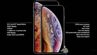 Gambar cover iPhone XS, XS Max: Specifications, prices and more | Apple Launch Event