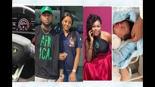 Actress Ruth Kadiri Welcomes A Baby Girl  Davidos Girlfriend Chioma Denies Pregnancy Rumor