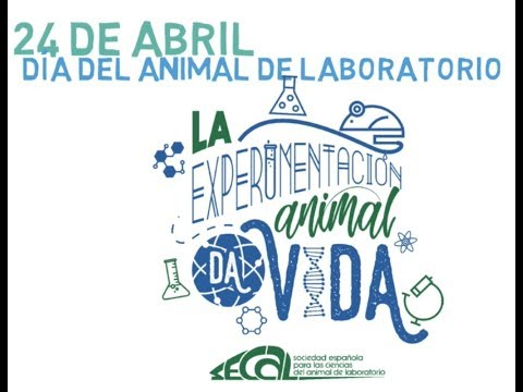Spanish initiative says 'Animal Research Gives Life'