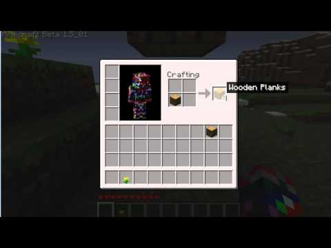 Minecraft Achievements and Stats in Example tut