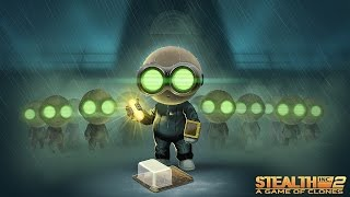 Stealth Inc 2 Gameplay PS4/Xbox One