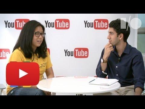 Google I/O 2014 - How Homejoy swept the competition: Adora Cheung