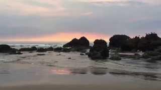 """""""Oi jhinuk phota shagor belay"""" by the Atlantic. @ Cannon Beach, Oregon"""