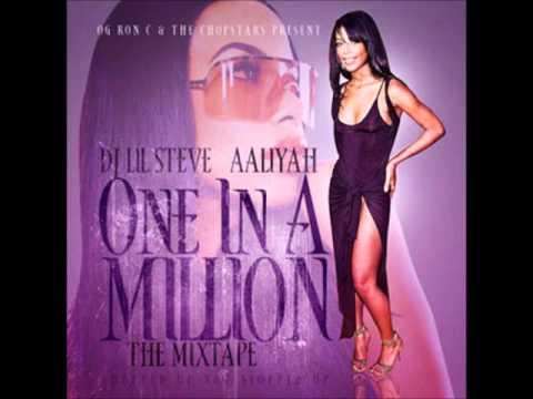 Aaliyah-John Blaze (Chopped and Screwed by DJ Lil Steve)