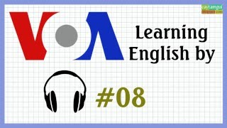 VOA Learning English - VOA Listening #08 - Song ngữ E-V