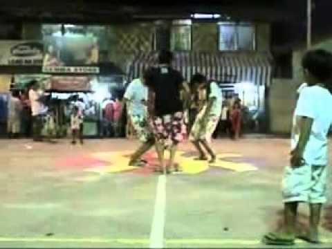 Budots Dance in davao