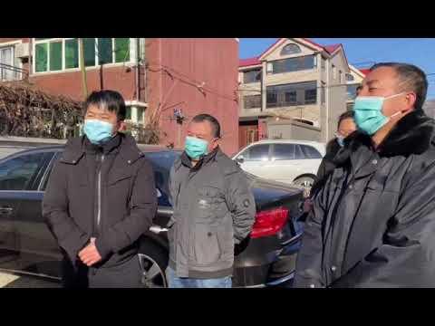 北京昌平强行拆迁视频