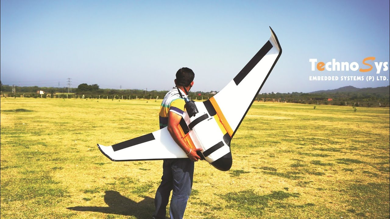 Skywalker X8 - RTF UAV with 24 Mp Camera For Mapping & Survey - Features