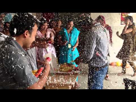 Birthday Celebrations at Maargga Web Solutions