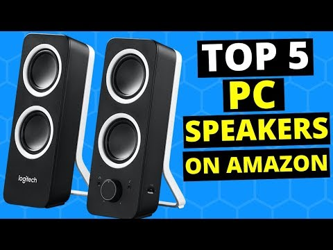 Top 5 Best PC Speakers on Amazon in 2020 (Buying Guide) | PC Speaker Review | Review Maniac