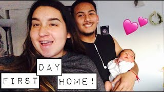 TAKING ANESIA HOME! | TEEN MOM