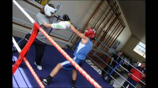 Richard Powers On Sands End Community Boxing Club