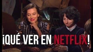 Qué ver en Netflix: El Universo de Stranger Things - La Ley de los Audaces y mucho más