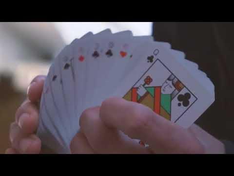 Saturn Magic -VIEWS Playing Cards