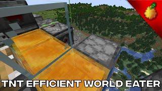 MBE #2: TNT Efficient Dispenser World Eater