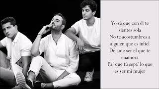 Aleluya - Reik ft. Manuel Turizo - (Lyrics)