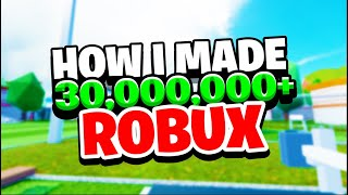 How I got RICH on Roblox in 2019
