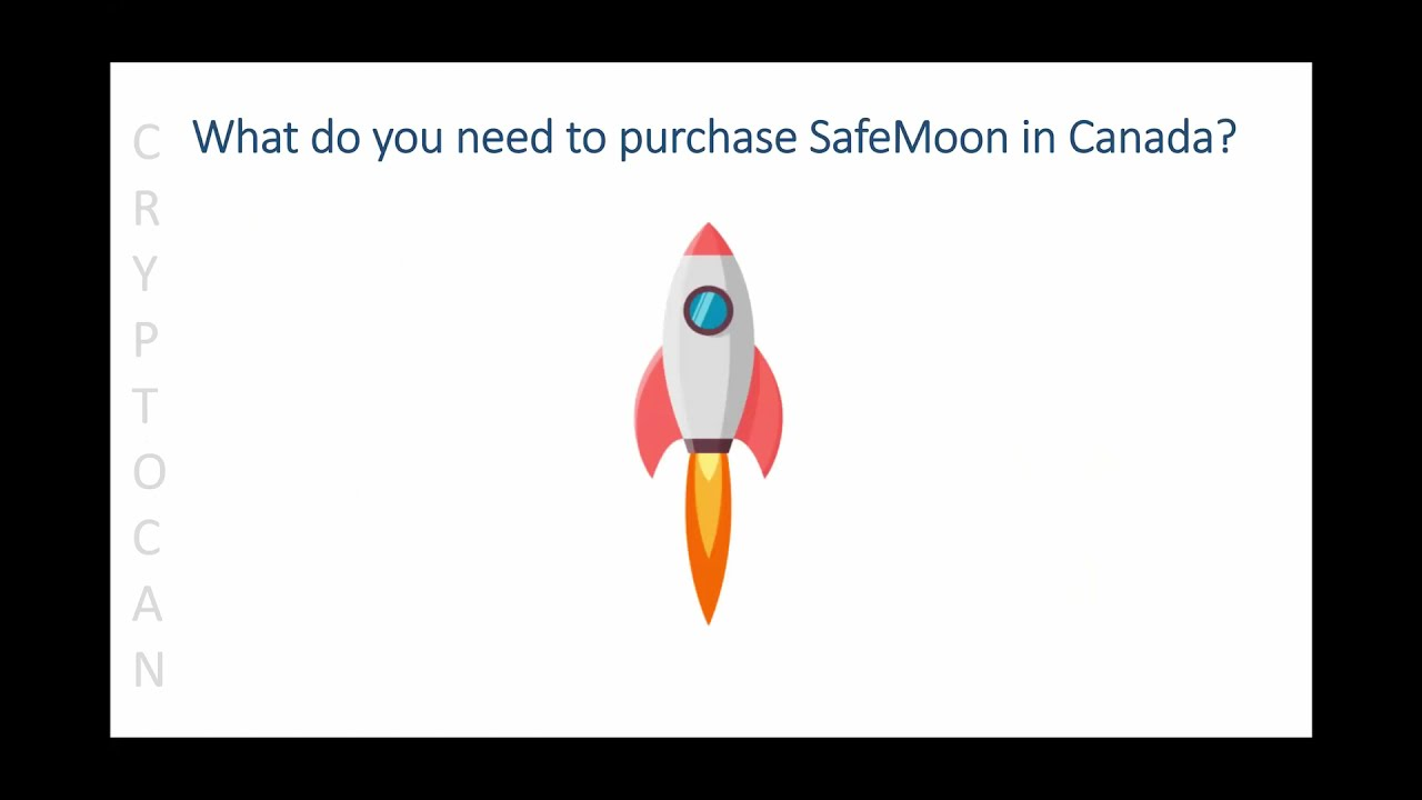 Wo kann ich SafeMoon Crypto in Kanada kaufen?