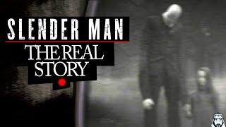 Slenderman Legend – Real Story behind the SLENDER MAN Movie