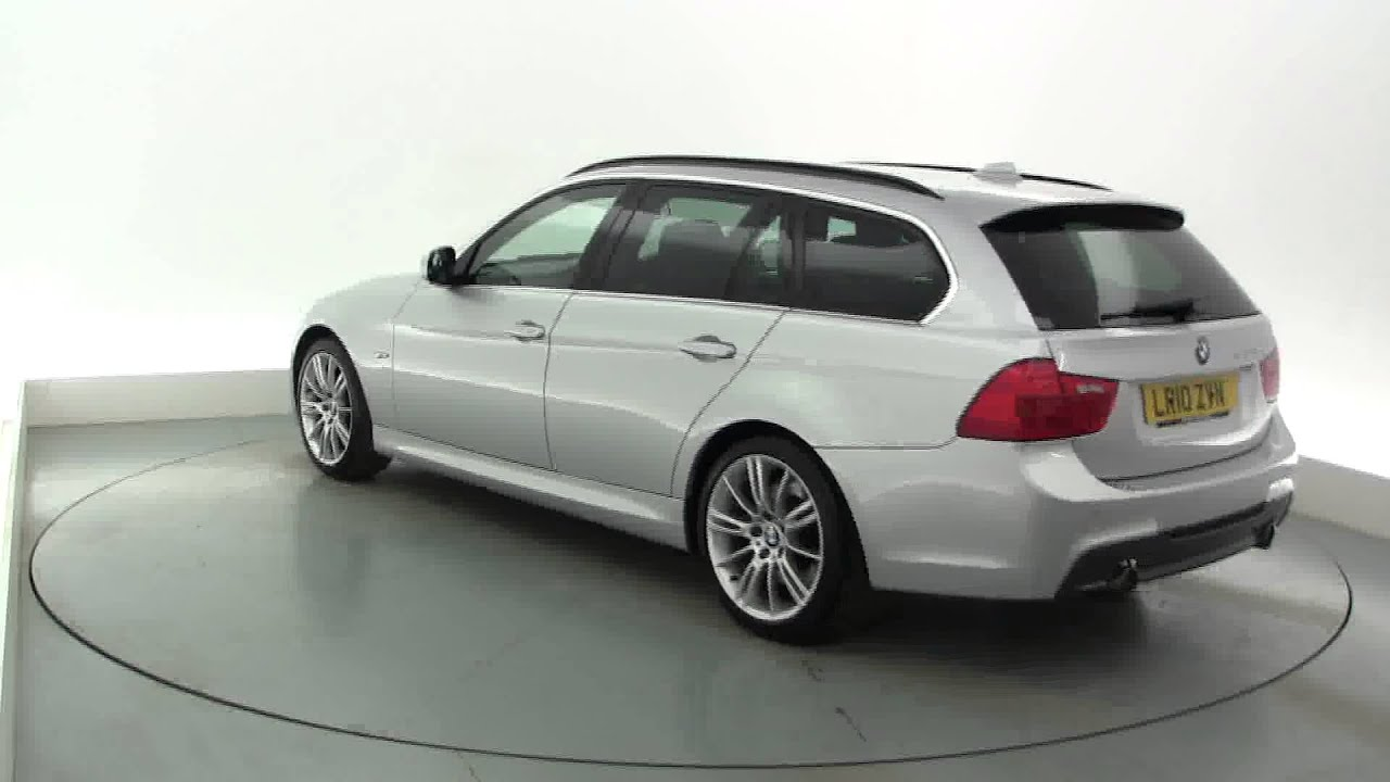 2010 bmw 3 series 335d m sport touring youtube. Black Bedroom Furniture Sets. Home Design Ideas