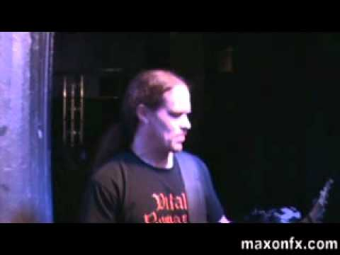 Erik Rutan Interview 2012 - Maxon Gear