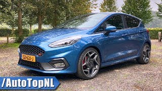 Ford Fiesta ST Review by AutoTopNL (English Subtitles)