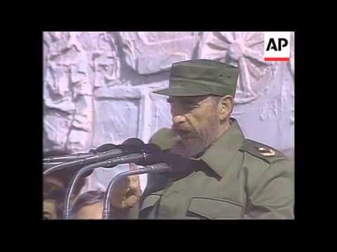 Cuba - Che Guevera funeral