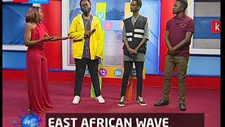East African Wave in studio I Youth Cafe