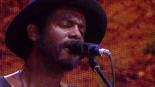 Gary Clark Jr - When My Train Pulls In (Live at Farm Aid 2014)