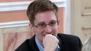 Repeat youtube video EDWARD SNOWDEN GETS A NEW JOB...IN RUSSIA - BBC NEWS