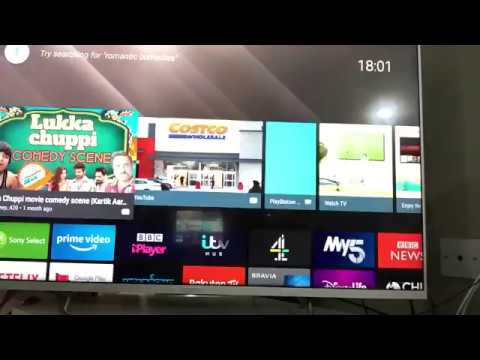Screen Mirror IPhone To Android Smart TV (Wirelessly - No Apple TV Needed) | Sony Bravia TV | 2020