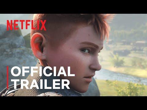 Monster Hunter: Legends of the Guild | Official Trailer | Netflix