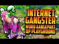 Internet gangster wordt aangepakt met PLayground!