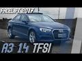 Novo Audi A3 1.4 TFSI 2017 Facelift // Avaliação Canal Top Drive