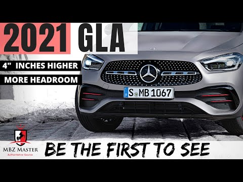 2021-mercedes-gla-class-🔴-review-of-changes-|-full-walkaround-and-test-drive!