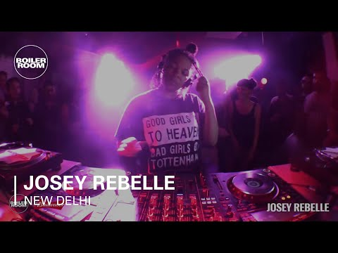 Electronic: Josey Rebelle Boiler Room New Delhi DJ Set