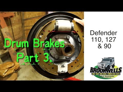 land rover brakes diagram land rover drum brake overhaul part 3 check drum ovality and  land rover drum brake overhaul part 3