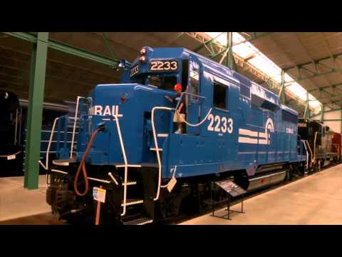 The Railroad Museum of Pennsylvania Commercial