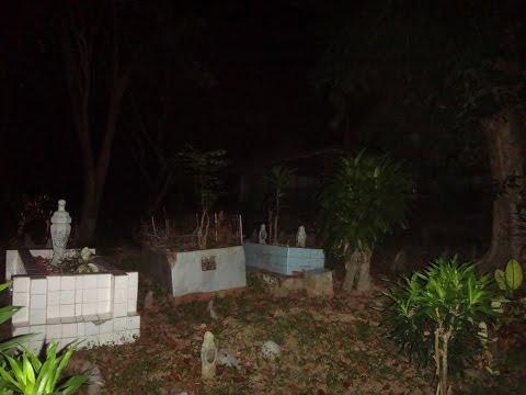 Kubor Kassim Malay Cemetery Ghost Hunt Singapore S03E01