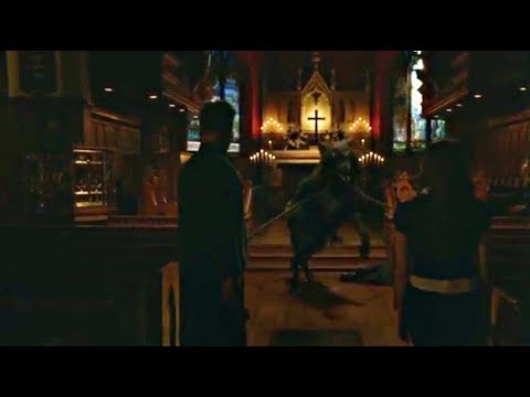 Download Legacies 1×01 Opening scene|Hope saves Rafael