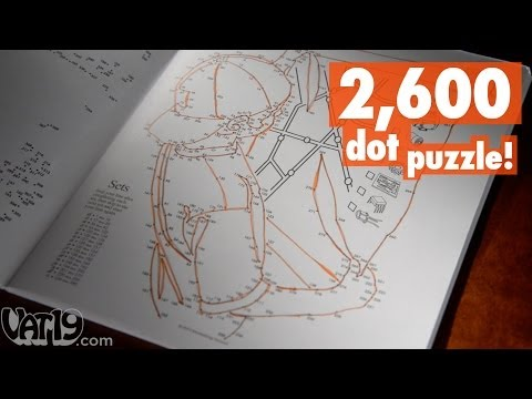 Craziest Connect-the-Dots Book