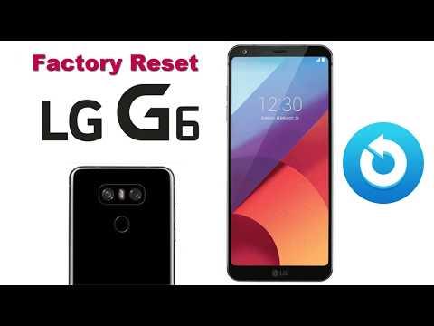 LG G6 Master Reset 3 Easy Steps (Powered Off) Hardware Keys