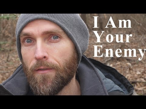 I AM YOUR ENEMY - YOU ARE NOT SAFE - SOLAR POWER