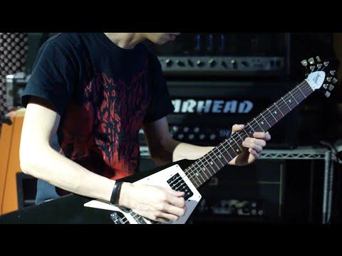 Metallica - Orion (Guitar & Bass Full Cover With Kemper, Gibson V, Soloist, SD Nazgul, BKP Nailbomb)