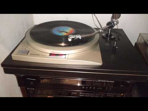 Technics sp-15 paired with Luxman C383 preamp and Denon POA-1500 power amp...