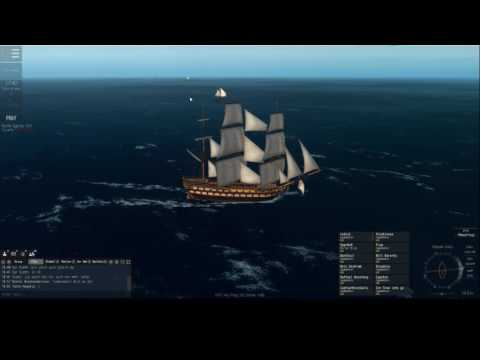 Naval Action Operation FRIHET/ Capture of Region Port au Prince Fleetcommand POV