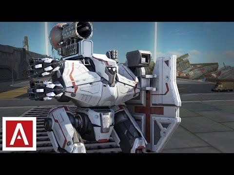 Galahad Taran/Aphids - War Robots - Gameplay (Powerplant)