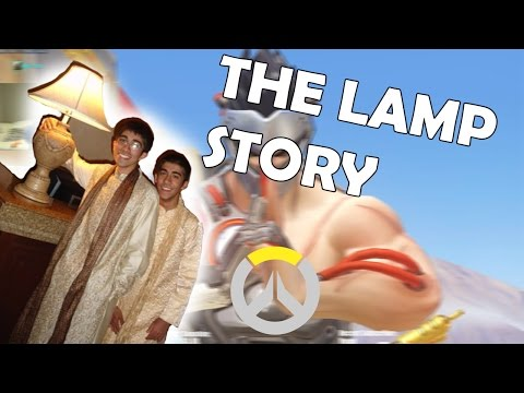 Curryshot - THE LAMP STORY Ft. Custa [Overwatch]