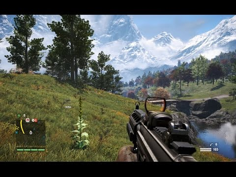 Far Cry 4 - PC Gameplay Max Settings